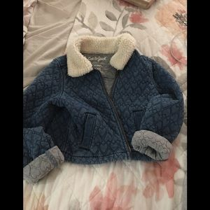 Cat and Jack quilted jacket